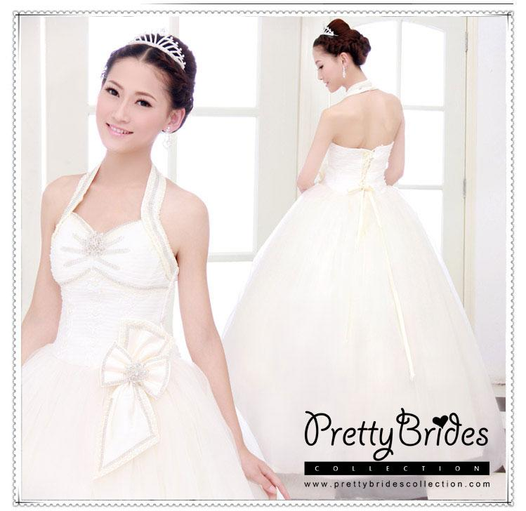 Wedding gown ch hs 11 for Wedding dress malaysia online
