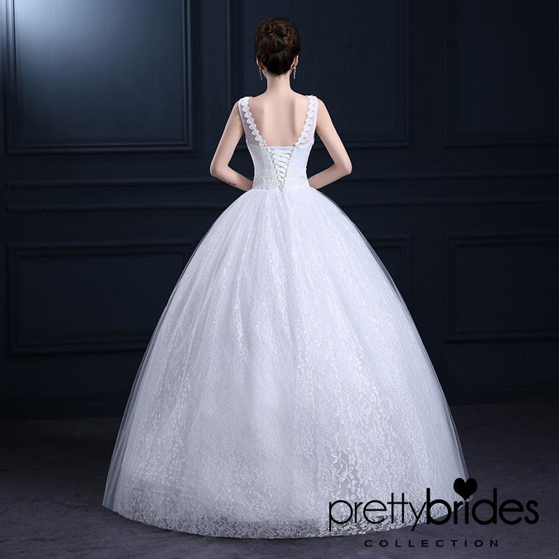 Wedding Gown Malaysia: Wedding Gown (XXN-1062